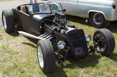 Ford Custom - Hot Road