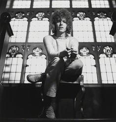 David Bowie by David Bebbington, August 1969