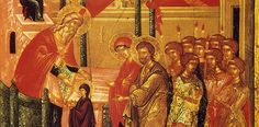 Feast of the Presentation of Mary in the Temple at Jerusalem | Salt and Light Catholic Media Foundation