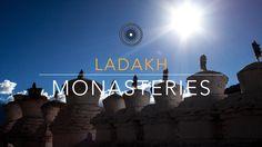 Monasteries of Ladakh