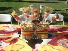 Toy Story Jessie, Cowgirl Birthday Party Ideas | Photo 12 of 55 | Catch My Party
