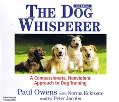 The Dog Whisperer. $23.95. CD or Digital Download. Published by Listen & Live Audio, Inc. www.Listenandlive.com