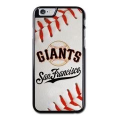 San Francisco Giants Baseball Phonecase For iPhone 6/6S Case Brand new.Lightweight, weigh approximately 15g.Made from hard plastic, also available for rubber materials.The case only covers the back and corners of your phone.This case is a one-piece case that covers the back and sides of the phone. There is no front for the case.This is a non-peeling nor a non-fading print. Meaning, over time it will continue to look just as amazing as it did when you first received it.