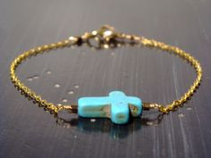 Crystal Cattle: Turquoise Thursday: Simple Turquoise Jewelry