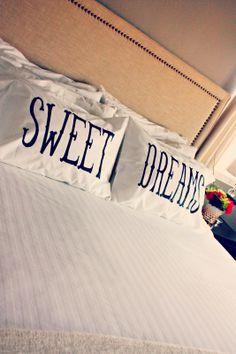 Sweet Dreams Pillow Case Set - Uncommon Goods