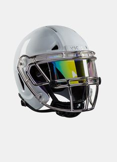 Vicis reveals price, more details about high-tech football helmet that reduces brain trauma Football Helmets For Sale, Football Helmet Design, Tech Football, Football Cleats, College Football, Football Shirts, Fantasy Football Names, Nfl, Digital Trends
