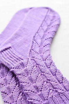 Tulip Socks #knitting