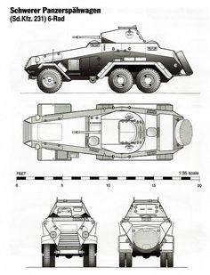 Sd.Kfz. 231 (6 rad)