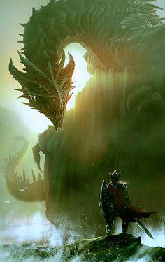 Gemstone Knights: Elder Dragon by norbface (deviantART)