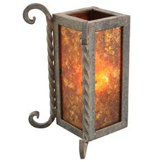 1930's Spanish Revival Wrought Iron Sconce   From a unique collection of antique and modern wall lights and sconces at https://www.1stdibs.com/furniture/lighting/sconces-wall-lights/