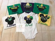 Mickey Shirt, Mickey Mouse Shirts, Minnie Mouse, Disney Vacation Planning, Disney Vacations, Mardi Gras Outfits, Disney Shirts For Family, One Color, Choices