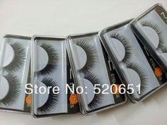 Cheap eyelash accessories, Buy Quality eyelash case directly from China eyelash makeup Suppliers: 	False Eyelashes	- 100% Brand new	- Color: Black	- Make your eyes look bright and attractive	- For party and daily use	-