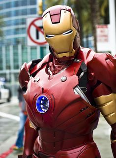 Iron Man, photo by Onigun.