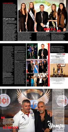 BOLEA - Magazine with 3 pages: