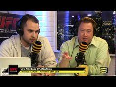 UFC On Fox   Werdum vs.  Hunt   AfterBuzz TV
