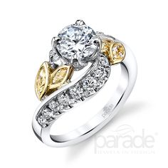Parade Design Engagement Ring R3518