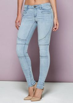 Plus Size Jean, Pull On, Elastic Waist - Listing price: $34.77 Now ...
