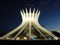 Catedral de Brasilia (Oscar Niemeyer)