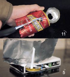 Tired of slow Wi-Fi? Use a beer can to boost your signal.