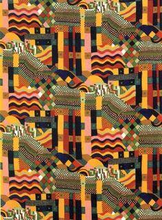 Collier Campbell's 'Bauhaus' textile