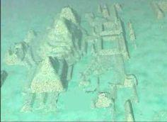 Pryamida found in the Bermuda Triangle