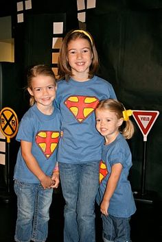 superhero vbs -