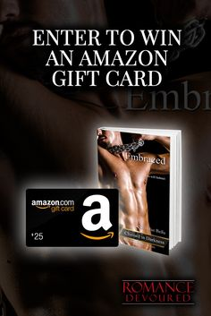 Win a $25 or $10 Amazon Gift Card from Bestselling Author Nicholas Bella  http://www.romancedevoured.com/giveaways/win-a-25-or-10-amazon-gift-card-nicholas-bella01/?lucky=40305