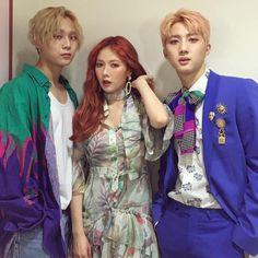 #South #Korean #Diva & Celebrity #Hyuna wearing #SYZ 2017 S/S Collection  #Gecko Original #Chiffon #dress - #syz #womenswear #kpop #rtw #style #fashion #패션 #현아 #tripleh #인기가요 #tv #celebrity #스타일 #pentagon - Courtesy of #sbs #inkigayo @hyunah_aa - @yz_song http://tipsrazzi.com/ipost/1509223084584907633/?code=BTx1mYzgLNx