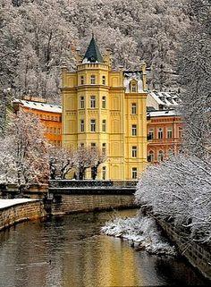 Karlovy Vary, Bohemia, Czech Repubic (by Anna_AA)