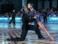 Latin Ballroom Ballet Figure Skating — Dasha Palyey  Source:official page facebook