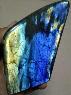 591g-Natural-purple-Labradorite-Polishing-Rough-Stone-Sample-Healing-D154