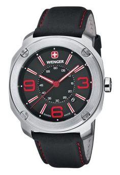 70e44b0fa937 Wenger Escort Watch for Men