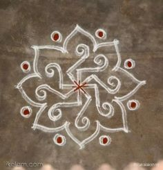dots rangoli with colors & dots rangoli with colors ; rangoli designs with dots and colors Simple Rangoli Designs Images, Rangoli Designs Latest, Rangoli Designs Flower, Rangoli Border Designs, Rangoli Ideas, Rangoli Designs With Dots, Rangoli Designs Diwali, Kolam Rangoli, Flower Rangoli