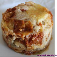 Auberginen-Lasagne  dieses Lasagnerezept für Auberginen-Lasagne meines Mannes ist der Hit jeder Feier vegetarisch