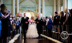 Celebrity Wedding Photography at the Atlanta Biltmore Ballrooms by Christopher Brock Photography - www.chrisbrock.org