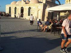 Creta - Isola bellissima dove si respira la storia,spiaggie bellissime in ogni angolo ma la sorpresa e'la temperatura di 30°ad ottobre.consiglio di mangiare il polipo vera specialita' isolana. - #giruland #diariodiviaggio #dilloingiruland #grecia #isoladicreta #travel #travelblog