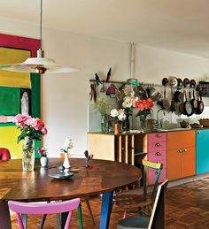 dcoracao.com - blog de decoração: Apartamento social revamp