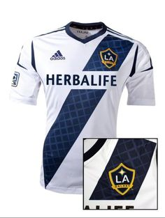 2012 LA Galaxy Jersey--I WILL have this!