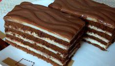 Aceasta prajitura ti se topește in gură! Prăjitura Cuburi de Lapte, rapidă și fără coacere