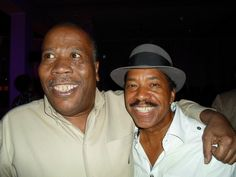 Dale Shields and Obba Babatundé