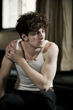 Aaron Johnson... something about him...