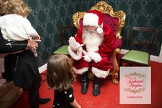 Santa Claus at The Enchanted Kingdom Slane Castle 2015