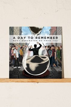 A Day To Remember - What Separates Me From You LP - Urban Outfitters