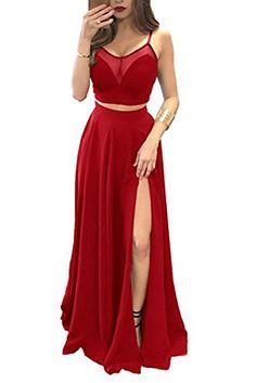 cad2b8554f7 Vweil 2018 Pieces Dresses Seniors Adelyn Rae Dress, Chiffon Ruffle,  Ruffles, Red Homecoming