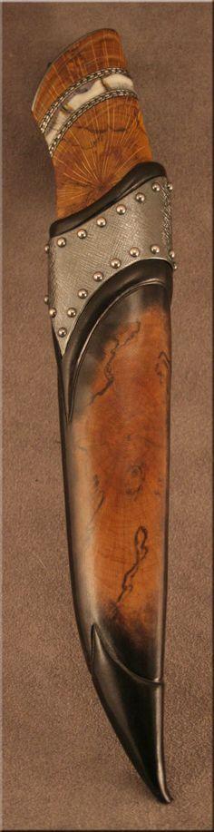Tony Karlsson - Knife 113