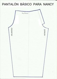 Basic pants pattern for Nancy Doll Dress Patterns, Clothing Patterns, Sewing Patterns, Vestidos Nancy, Nancy Doll, Our Generation Dolls, Altering Clothes, American Girl Clothes, Pants Pattern