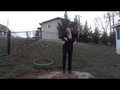 Magic Arm Switch Hoop Tutorial - YouTube