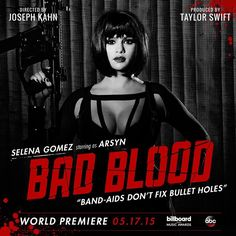 """Bad Blood"": Geballte Starpower für Taylor Swift"