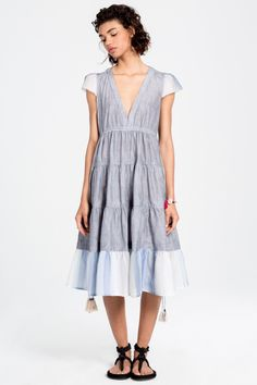Mbali Midi Dress