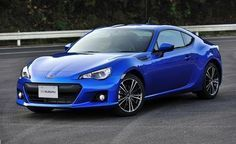Subaru BRZ: Perfect sports car. Simple, light, low center of gravity, great handling, good mileage, adequate power, good looking but unpretentious and affordable!